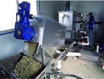 垃圾渗滤液处理设备气浮机一体化污水设备