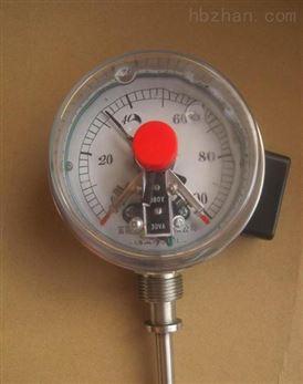 径向耐震双金属温度计