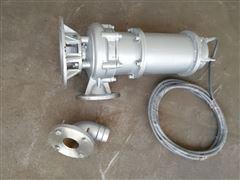 QW80-40-15-4QW(WQ)型潜水式无堵塞排污泵