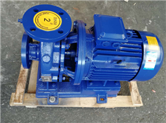 ISWH100-350AISWH卧式化工管道泵
