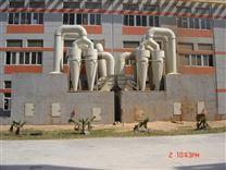 福建厦门大型中央除尘系统 旋风式集尘器