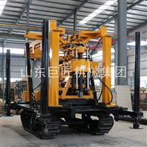 XYD-200履带液压岩芯钻机天工之作地质勘探