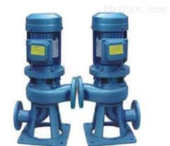 LW型直立式无堵塞排污泵