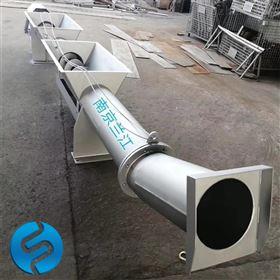 高排水螺栓输送压榨一体机