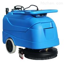 小型折叠电线式洗地机洁乐美YSD-420E
