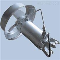不锈钢铸件式潜水搅拌机