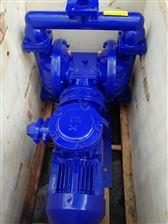 不鏽鋼電動隔膜泵DBY-50
