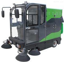 小型电动环卫扫地车