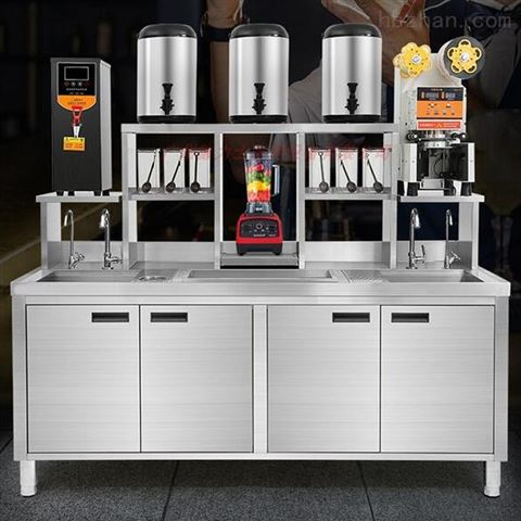 开一家奶茶店要的机器设备,哪个奶茶机好