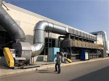 扬州专业生产催化燃烧废气处理设备厂家