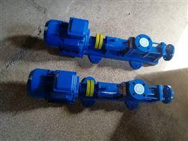 G型不鏽鋼螺杆泵