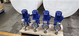 SJ2型柱塞計量泵