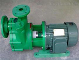 FPZ型直聯耐腐自吸塑料泵