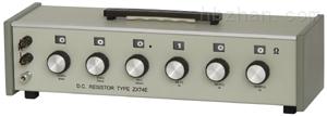 ZX25P直流电阻箱(六组开关)