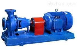 IS型臥式單級單吸清水離心泵