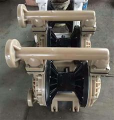 QBK-80QBK-80 铸铁衬氟气动隔膜泵