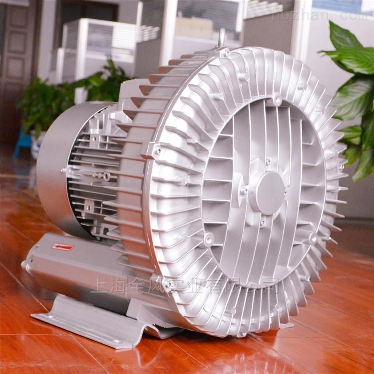 玻璃工业铝合金高压鼓风机