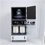 MCJC-5500脉冲反吹柜式集尘器