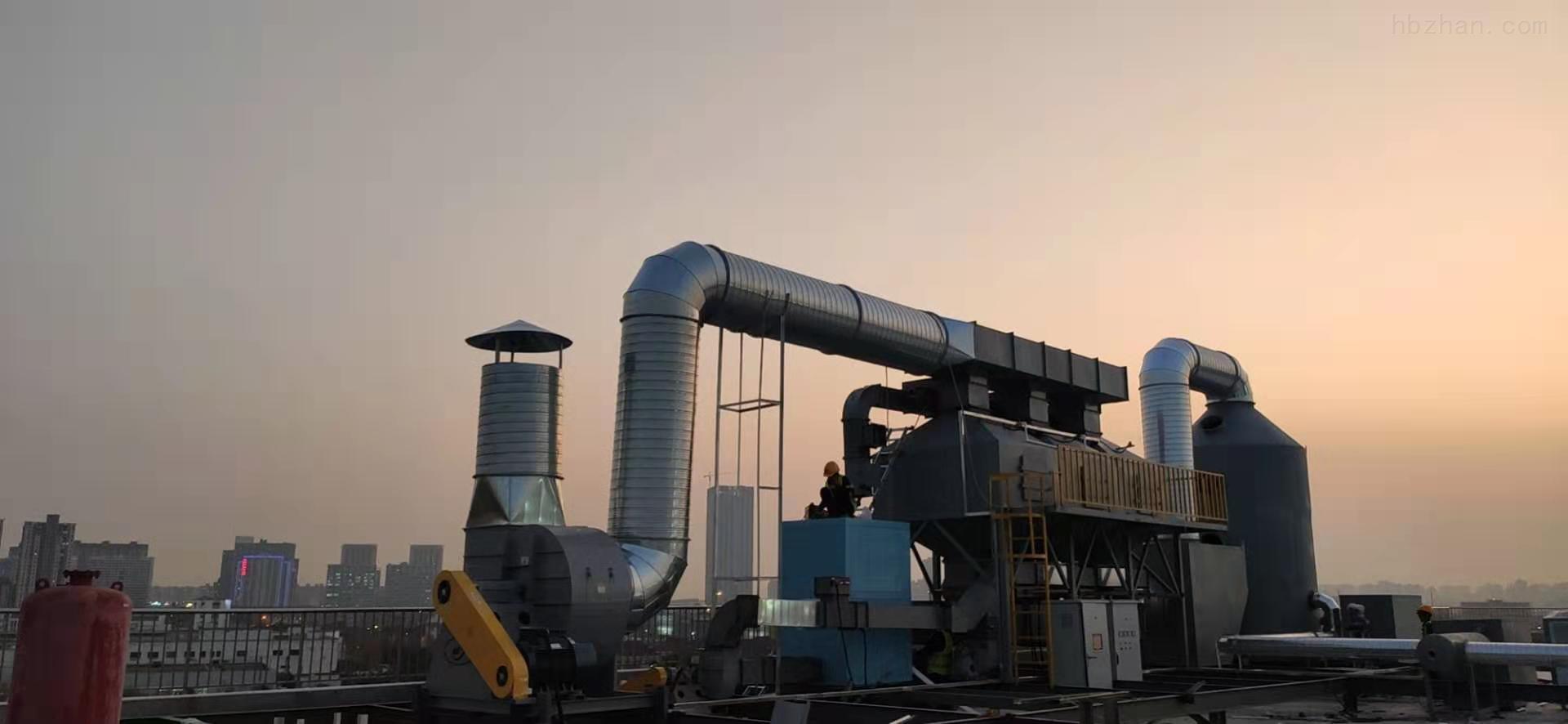 上海催化燃烧设备厂家直销