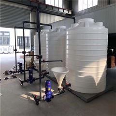 MC-5000L泸州江阳区5吨计量加药箱 PE加药桶