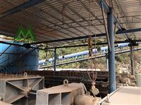 MBXS1500洗砂污泥脱水设备 沙场污泥压干机