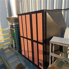 油烟净化机械式油雾净化器厂家直销价格废气治理达标