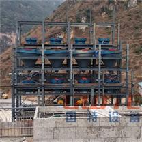 玻璃砂湿法生产线厂家生产定制