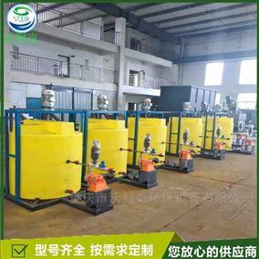 重庆简易加药装置品质厂家定制