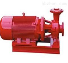 XBD7.6/45-150×4单吸式卧式单级消防泵