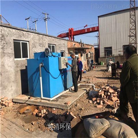 江苏一体化污水处理设备供货商