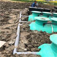 30噸/天一體化污水處理無動力設備