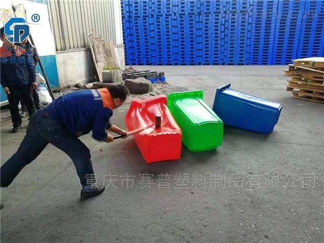 脚踩垃圾筒 加厚办公室塑料垃圾桶厂家