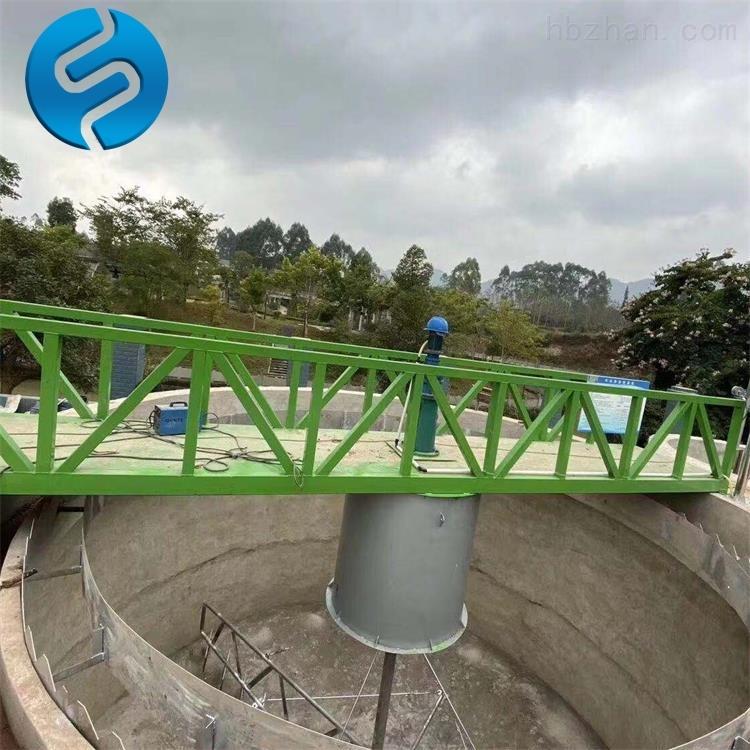 ZBXN半桥周边传动刮吸泥机