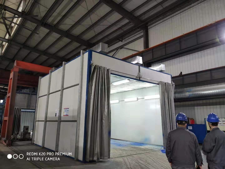 铜陵喷漆房废气处理设备价格
