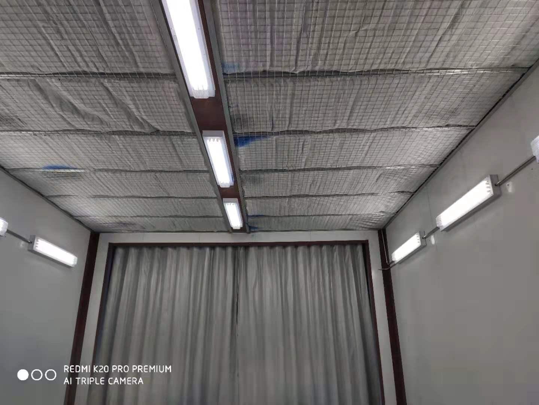 池州烤漆房废气处理设备专业定制
