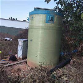 地埋式一体化泵站设备