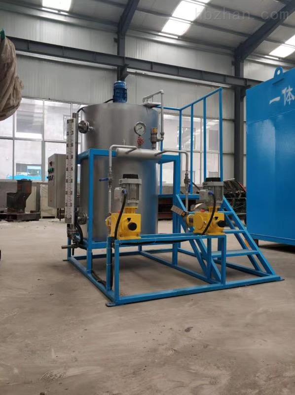 东营 化工厂全自动不锈钢加药装置设备操作
