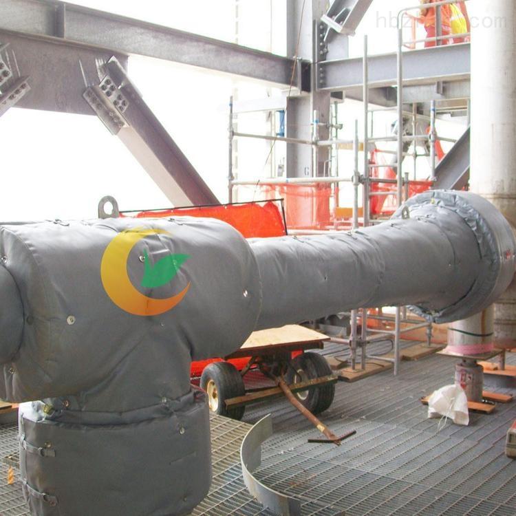 蒸汽阀门可拆卸保温套