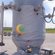 VNS-123化工厂反应釜环保保温套