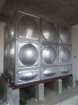 定制304焊接不锈钢水箱