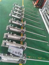 上海硕馨电厂自动伸缩喷枪耐磨损喷枪