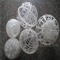 生物膜法处理用pp悬浮球形填料