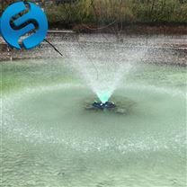 FANS水柱式喷泉曝气机