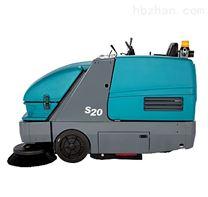 驾驶式电动工业扫地机