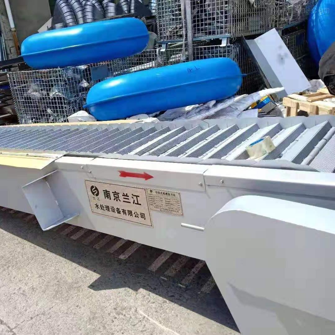 钢丝绳格栅清污机GSHZ-700安装