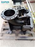 潜污泵自耦安装GAK300_污泥水泵的自耦