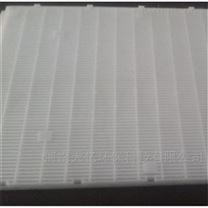 厂家批发pp筛板塑料多孔板 彗星滤料拦截板