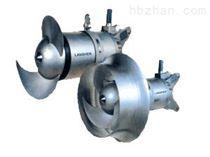 潜水搅拌机型号选型及安装图