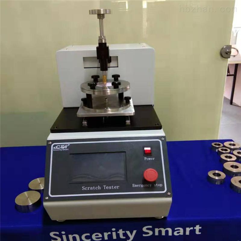 百格耐刮擦测试仪用途