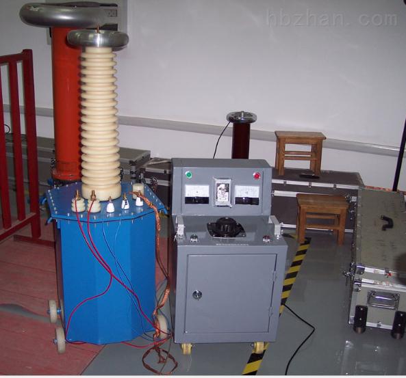 供应50KVA/100KV交直流试验变压器 油浸式耐压试验装置